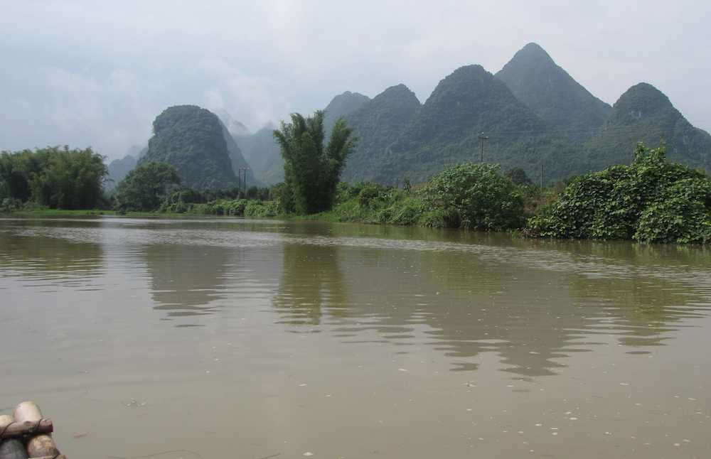 River, Yangshuo, China
