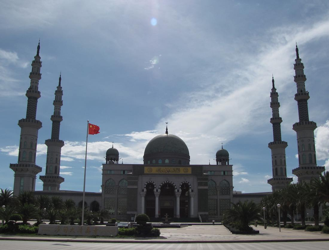 Grand Mosque of Shadian, Yunnan, China