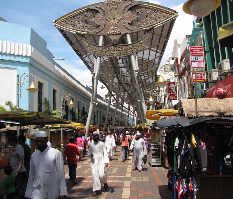 Kasturi Walk street market, Kuala Lumpur